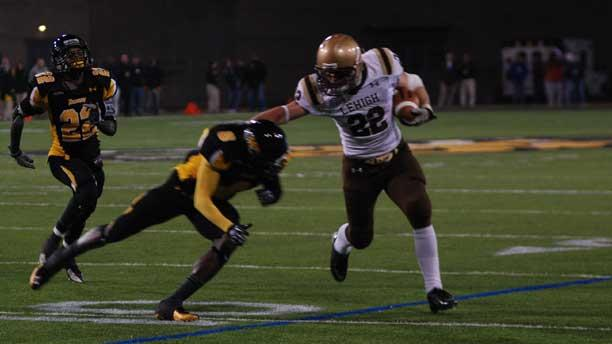 Lehigh RB Matt Fitz vs. Towson, 12/3/2011