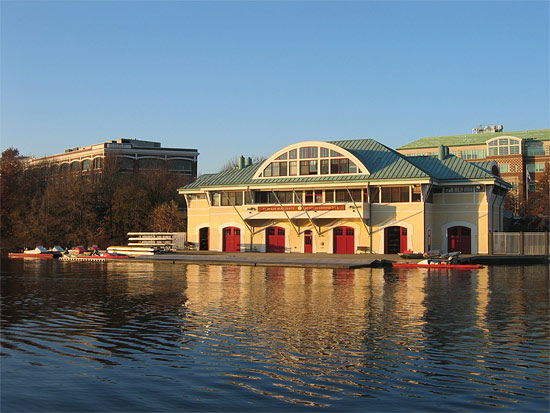 Boston University Boathouse
