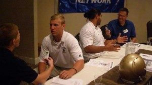 Patriot League Media Day Interviews