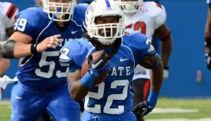 Indiana State RB Shakir Bell