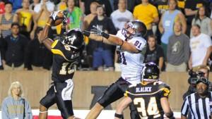 Montana vs. Appalachian State, 9/8/2012