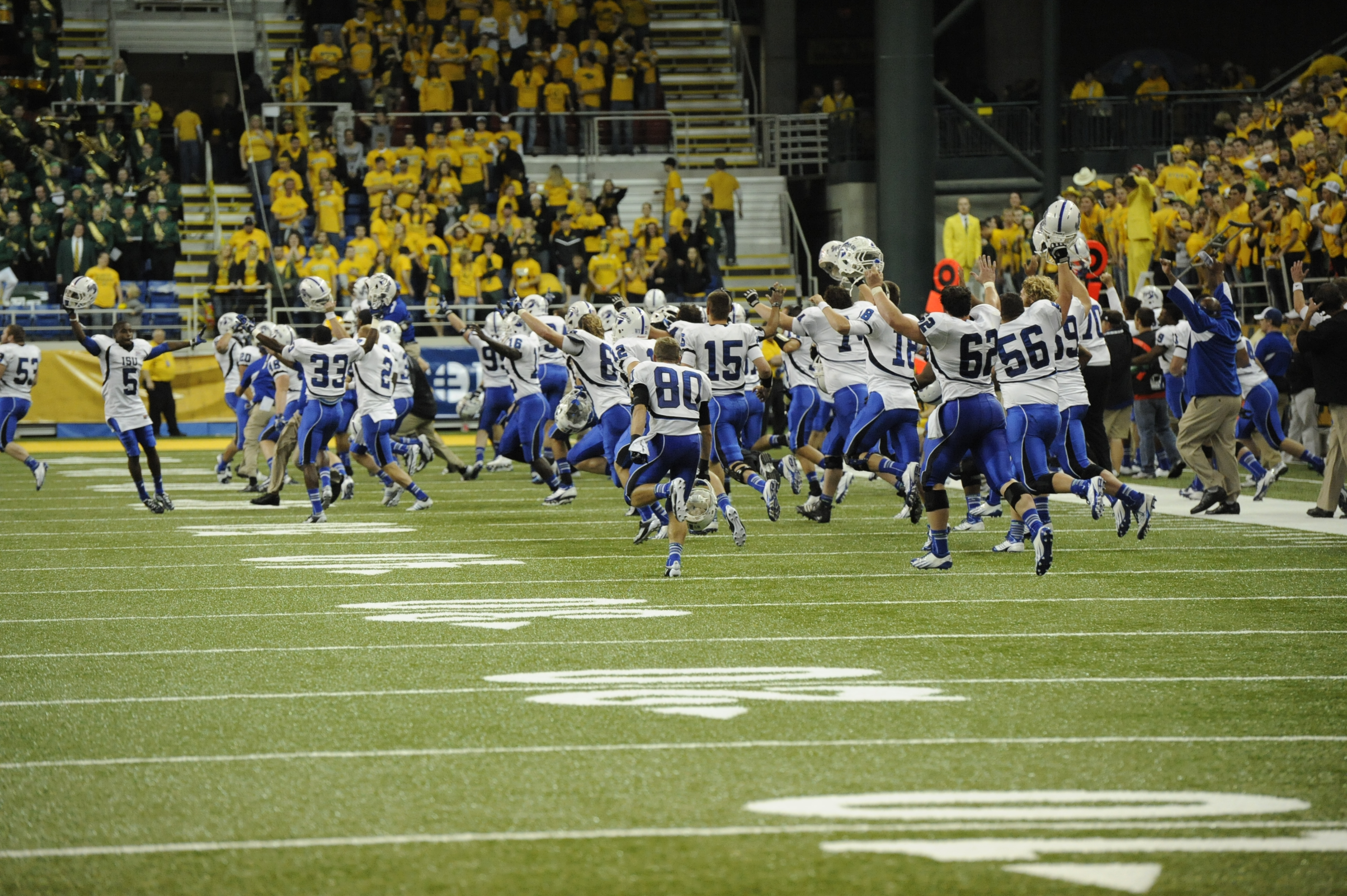 Indiana State vs. North Dakota State 10/13/2012
