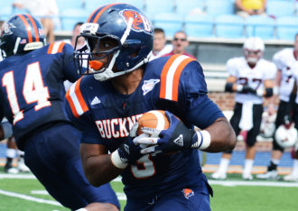 Game Breakdown, Bucknell at Lehigh, 10/20/2012