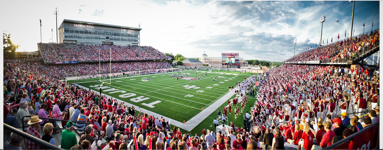 Troy Football stadium