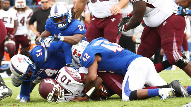 Tennessee State vs. Eastern Kentucky 2012