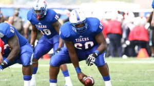 Tennessee State football 2012