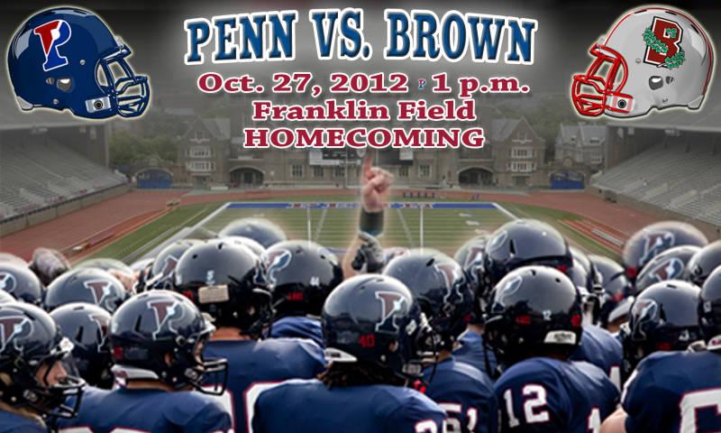 Penn vs. Brown 2012