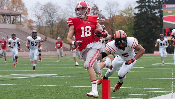 Cornell vs. Princeton, 10/27/2012