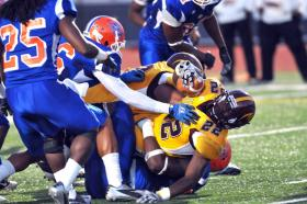 Bethune-Cookman vs. Savannah State 2012