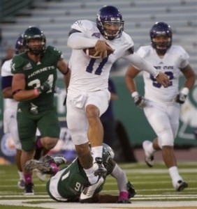 Weber State vs. Cal Poly 2012