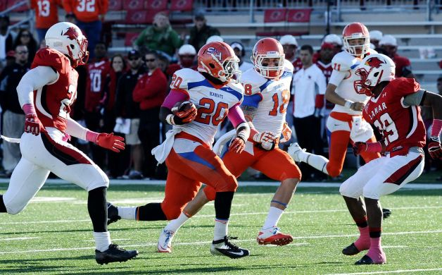 Sam Houston State vs. Lamar 2012