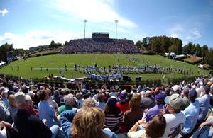 Old Furman Football Stadium