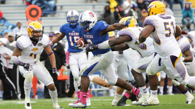 Tennessee State vs. Tennessee Tech, 10/27/2012