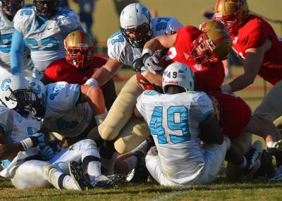 VMI vs. The Citadel 2012