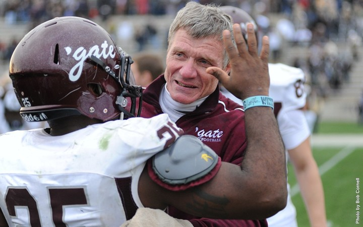 Colgate 35, Lehigh 24, Final
