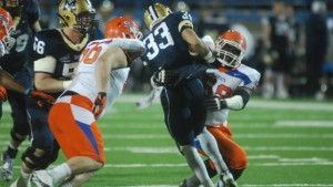 Sam Houston State vs. Montana State FCS Playoff Quarterfinals 2012