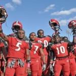 Winston-Salem State Football 2012