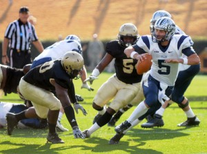 Wofford vs. New Hampshire, FCS Round of 16, 12/1/2012