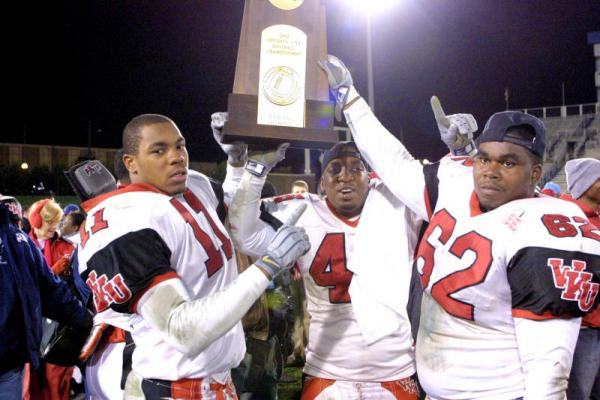 FCS National Championship, Western Kentucky, 2000
