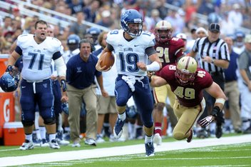 Villanova vs. Boston College 2013