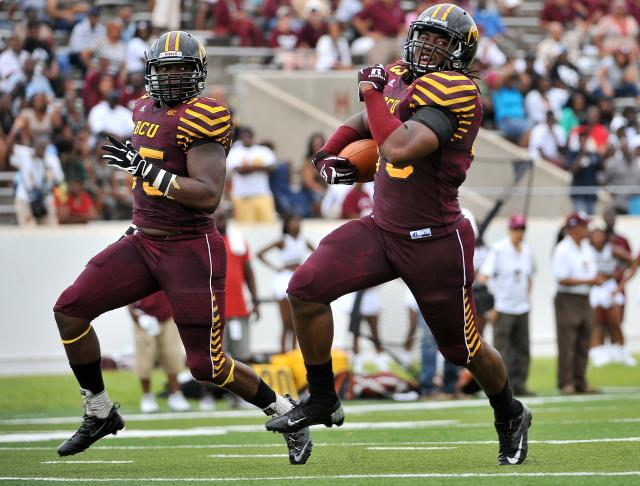 Bethune-Cookman Football 2013