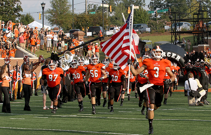 Mercer Homecoming 2013