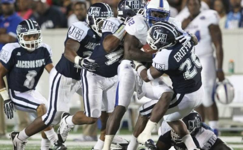 Jackson State vs. Tennessee State 2013