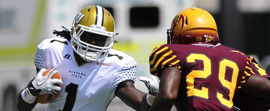 Alabama State vs. Bethune-Cookman MEAC SWAC Challenge 2013