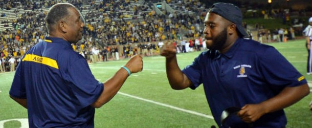 North Carolina A&T vs Appalachian State 2013