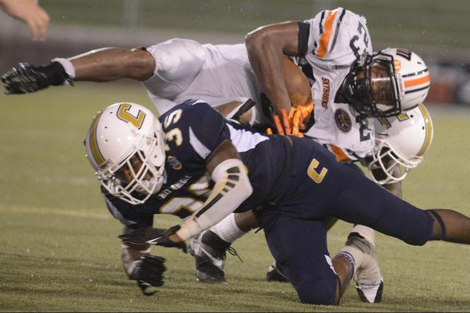 UT Martin vs. Chattanooga 2013
