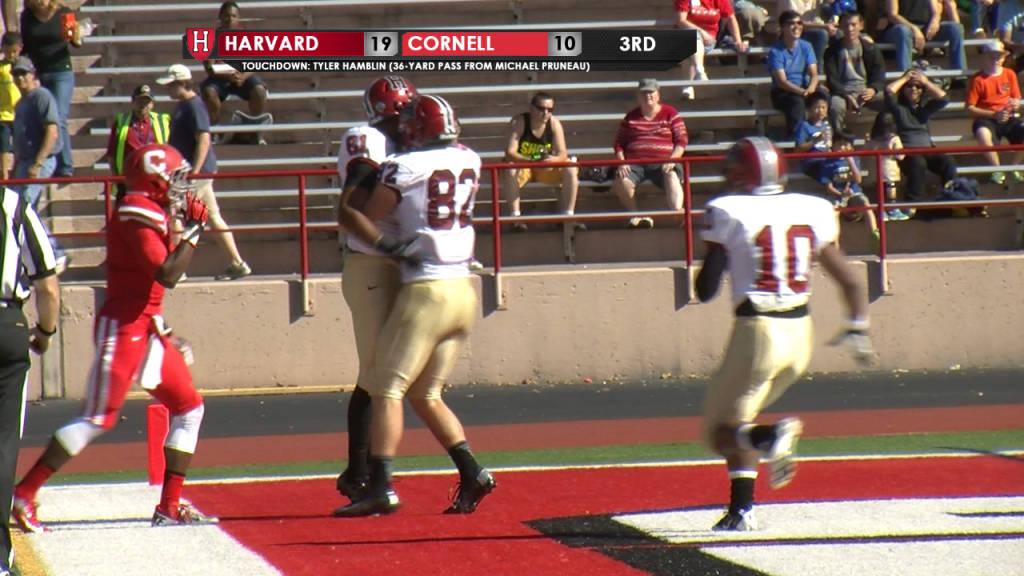 Harvard vs. Cornell, 2013