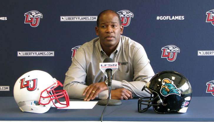 Preview Coastal Carolina vs. Liberty 2013