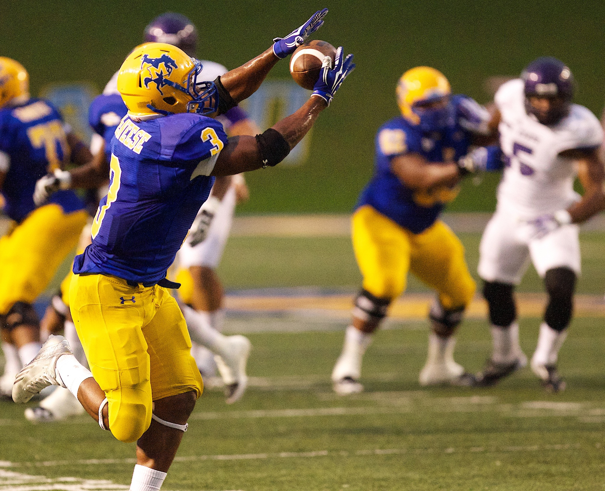 McNeese State vs. Weber State 2013