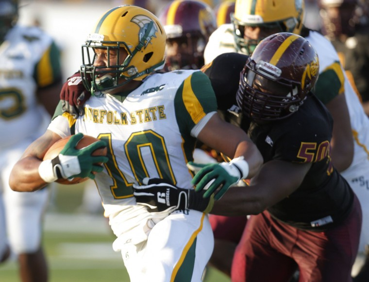 Norfolk State vs. Bethune Cookman 2013