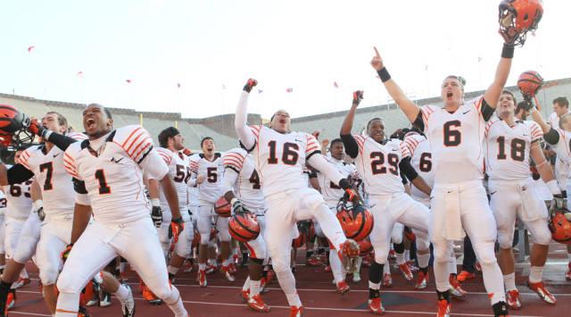Princeton vs. Penn 2013