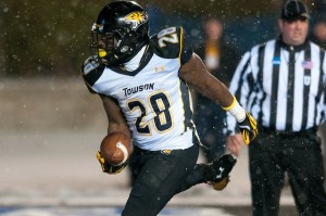 Eastern Illinois Towson FCS Playoffs 2013