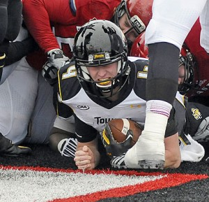 Towson Eastern Washington FCS Playoffs 2013