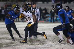2013 CSJ Player of the year Terrance West