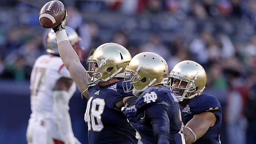 Notre Dame Football 2013
