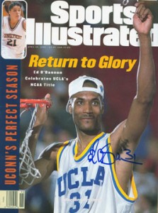 Sports Illustrated O'Bannon Cover