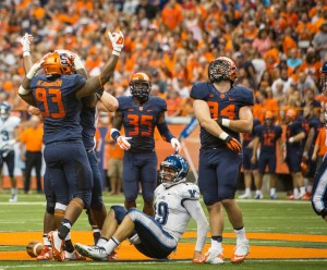 Syracuse over Villanova 2OT 2014