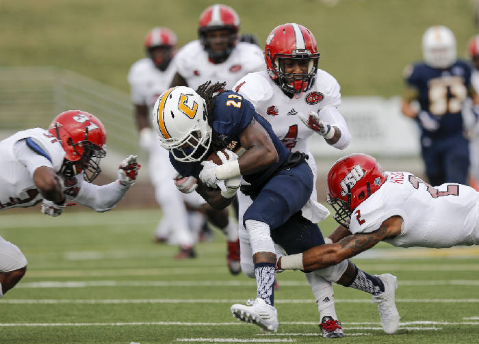 Jacksonville State vs. Chattanooga 2015 (Times Free Press)