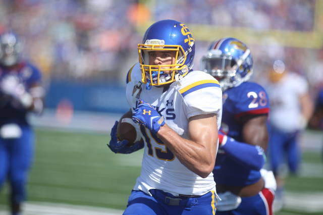 South Dakota State over Kansas (South Dakota State Athletics)