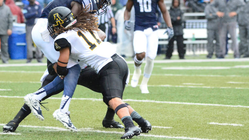 App State vs. Old Dominion 2015 (App State Athletics)
