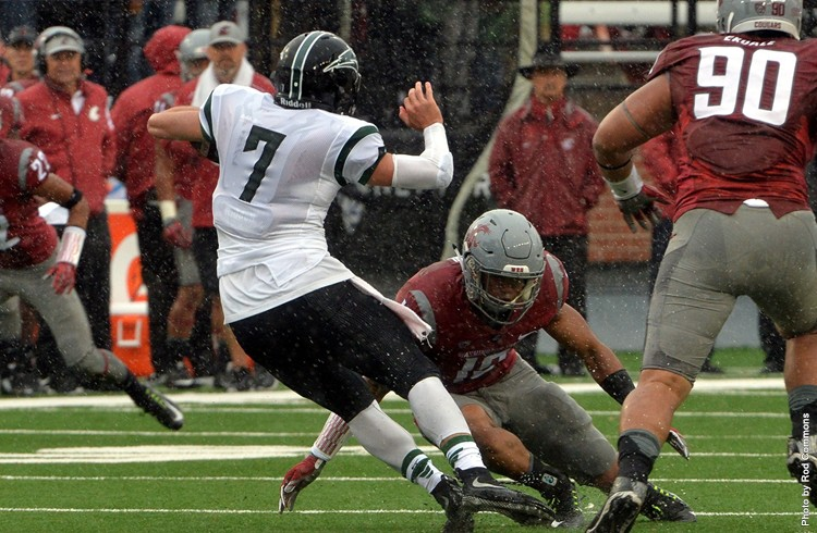 Portland State vs. Washington State, 9/5/2015 (Portland State Athletics)