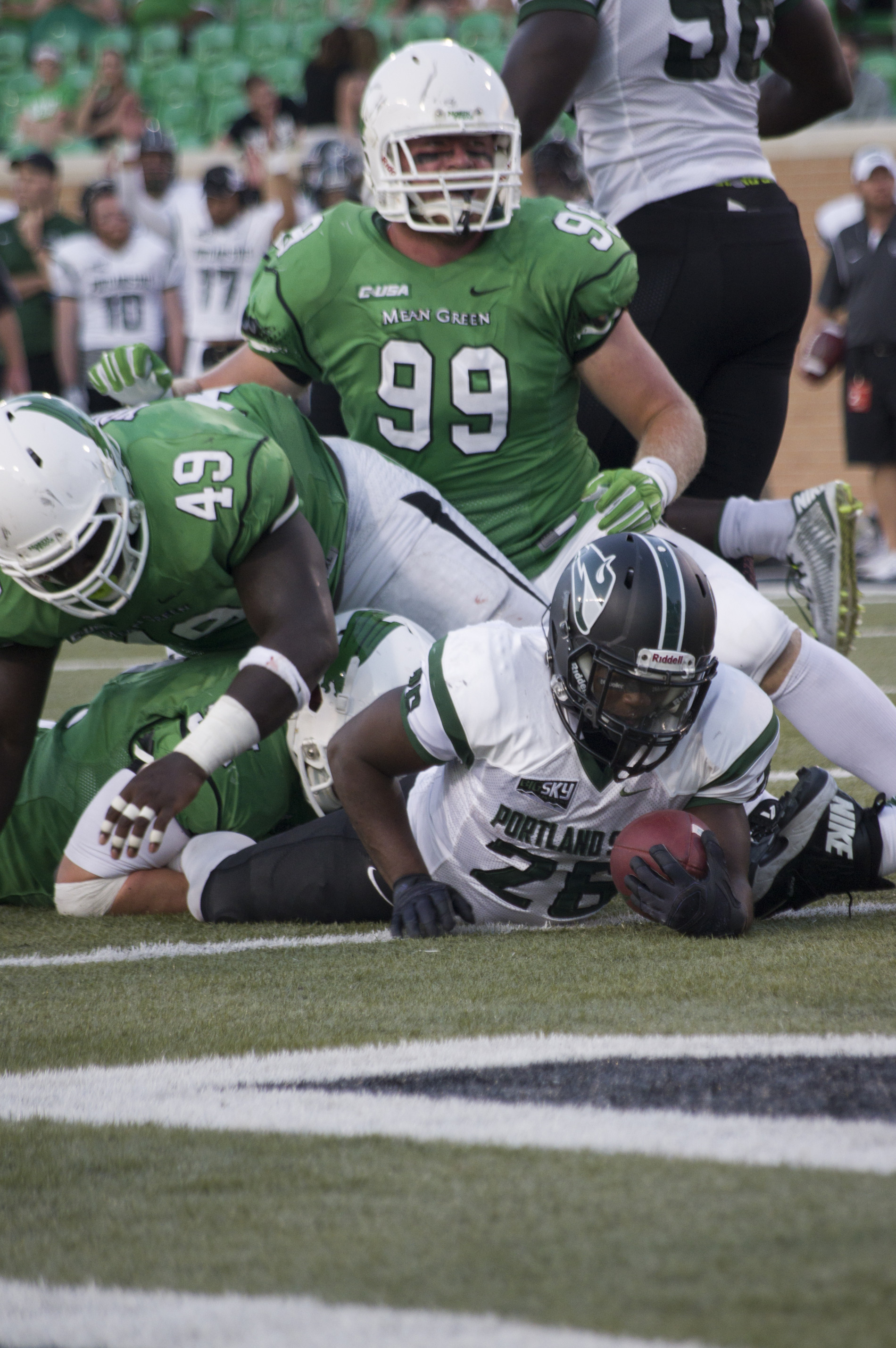 North Texas Homecoming 2015 (NTDaily)