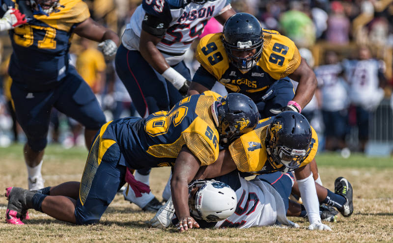 North Carolina AT football 2015 (NCAT Athletics)