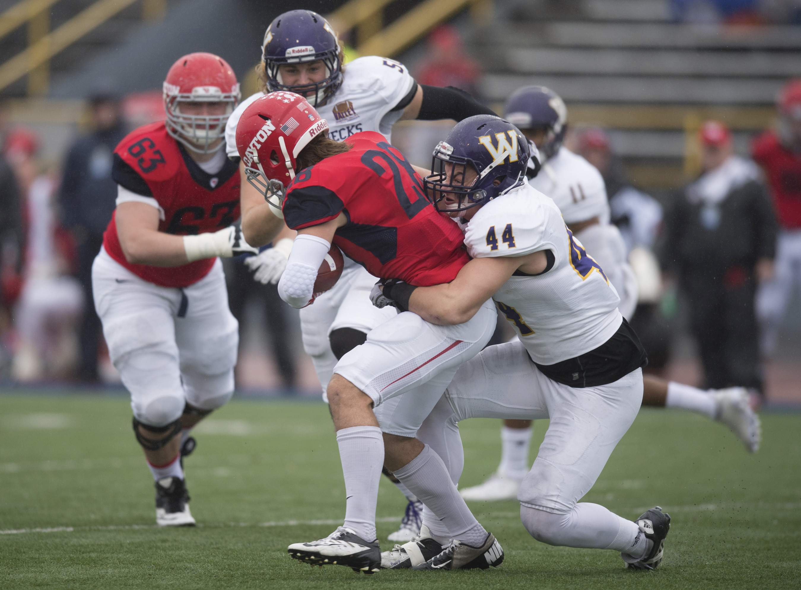 Western Illinois at Dayton, FCS Playoffs (Qunicy Herald-Whig)