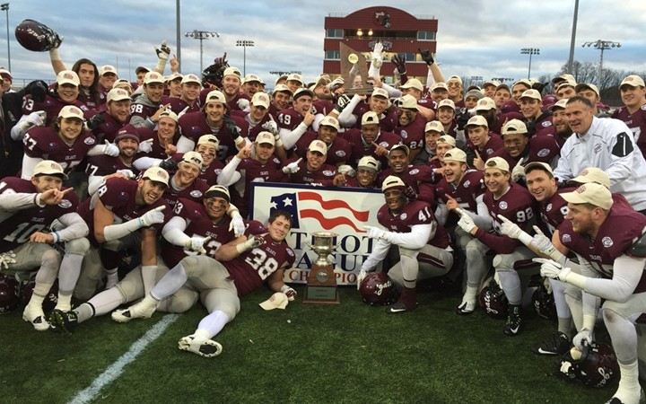 Colgate Patriot League Champions 2015