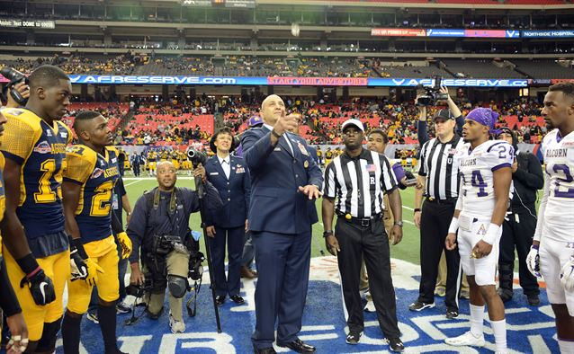 Coin Flip 2015 Celebration Bowl